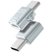DM Тип C-M2 адаптер type-C функция превращается в телефон USB флэш-накопитель мобильный телефон Micro USB в type-C адаптеры