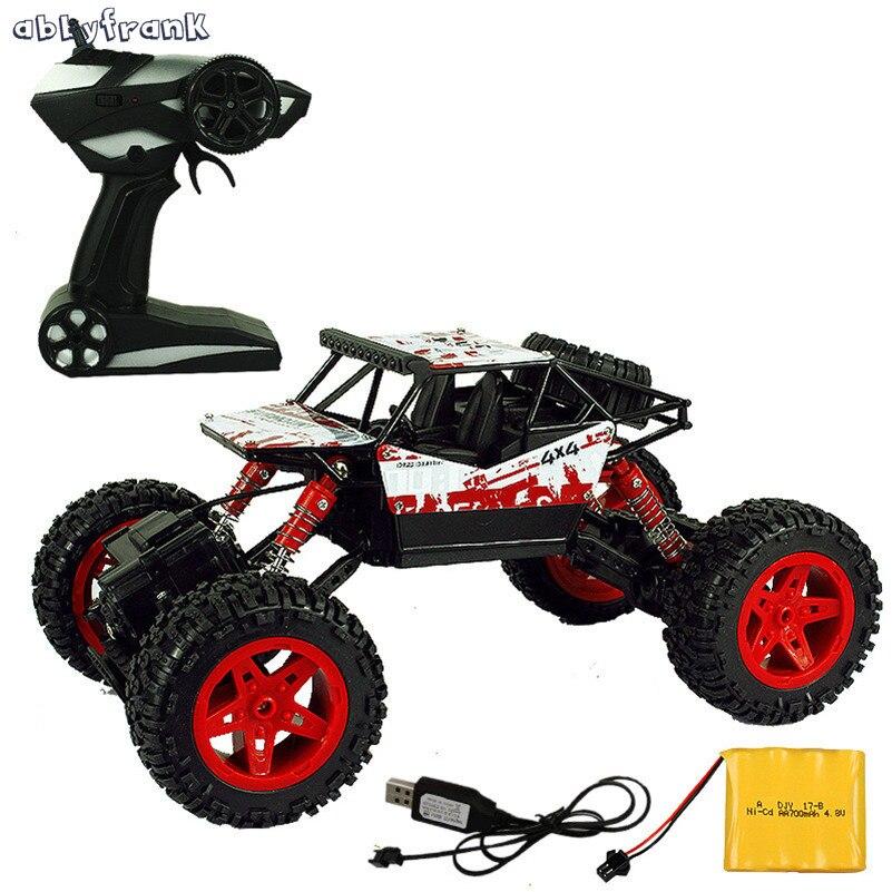 Abbyfrank 1:18 Remote Control Dirt Bike Car Toys ...