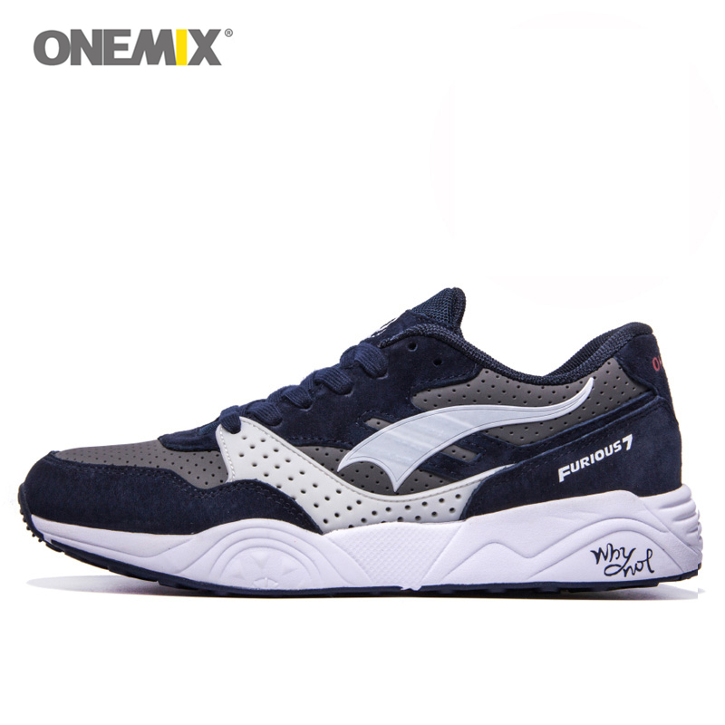 Onemix Brand Original Men Running Trainer Sport Shoes Max Man Athletic Sneakers Retro Walking Runner 6 Colors Free Shipping 2017brand sport mesh men running shoes athletic sneakers air breath increased within zapatillas deportivas trainers couple shoes