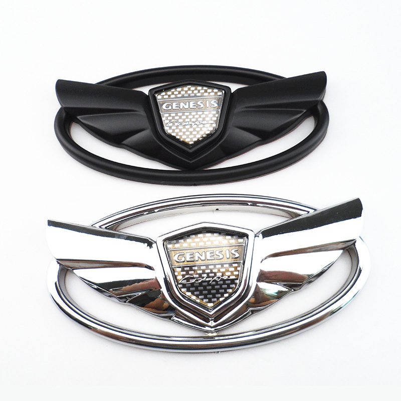 Alijunda B031 Car Styles Accessories Chromed Emblem Badge Decal