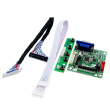 "MT6820 B MT6820B Universal LVDS LCD Montor Bildschirm Fahrer Controller Board 5 v 10 "" 42"" Laptor Computer Teile DIY Kit Modul"