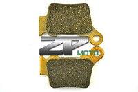 Organische Kevlar Bremsbeläge Für KTM XCR W 450 2009 450 XC 2 (4 t) sechs Tage/Champion Edition 2010 Hinten OEM Neue Hohe Qualität-in Bremsscheiben aus Kraftfahrzeuge und Motorräder bei