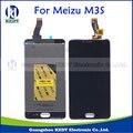 5 unids negro/blanco meilan m3s mini display lcd + asamblea de pantalla táctil digitalizador de piezas de repuesto para meizu 3 s m3 mini