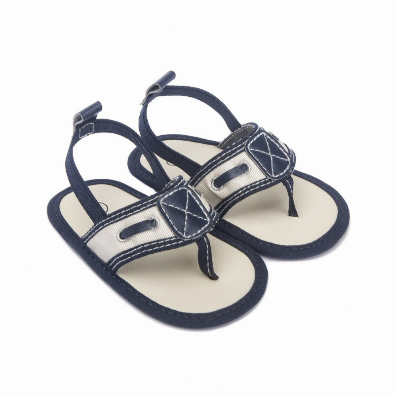 Infant Baby Girl Boy Flip Flop Sandals New Born Baby Summer Sandals Soft Soled Indoor Shoes Newborn Baby Sandals