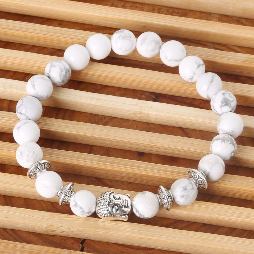singles white paves druzy gray quartz clear image products madison barrett bracelet