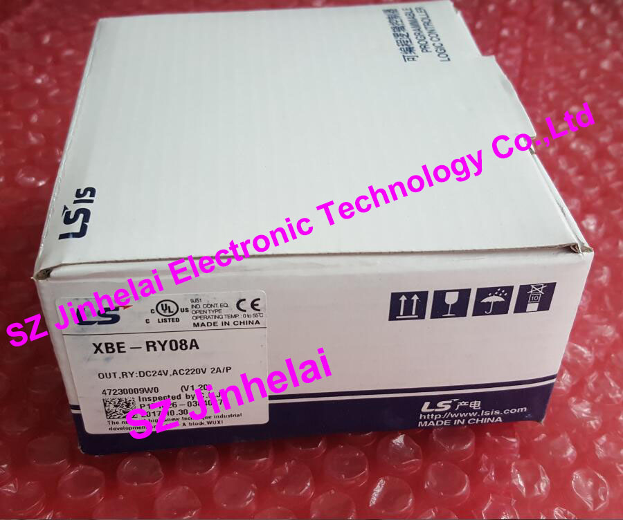 100% New and original  XBE-RY08A  LS(LG)  PLC   8 point Relay output100% New and original  XBE-RY08A  LS(LG)  PLC   8 point Relay output