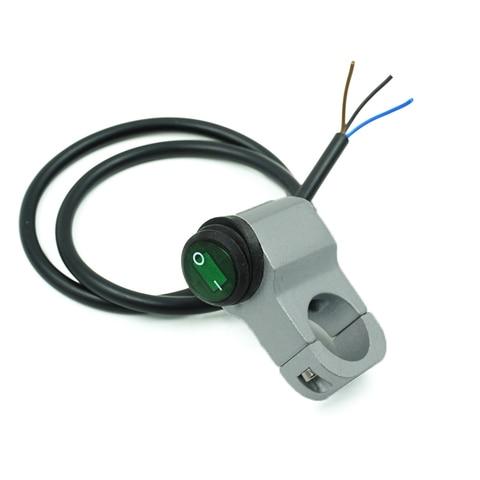 interruptor de montagem farol luz