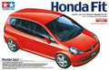 Tamiya модель 1/24 шкала # 24251 Honda Fit ( Honda Jazz ) пластиковая модель комплект