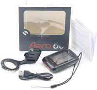 Bryton Aero 60E GPS Bike Bicycle Cycling BLU Wireless Computer & Extension Mount