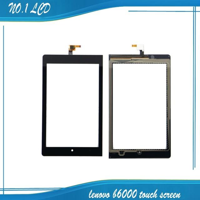 8 ''pulgadas de pantalla táctil para lenovo yoga tablet 8 b6000 táctil con digitalizador envío libre + número de pista