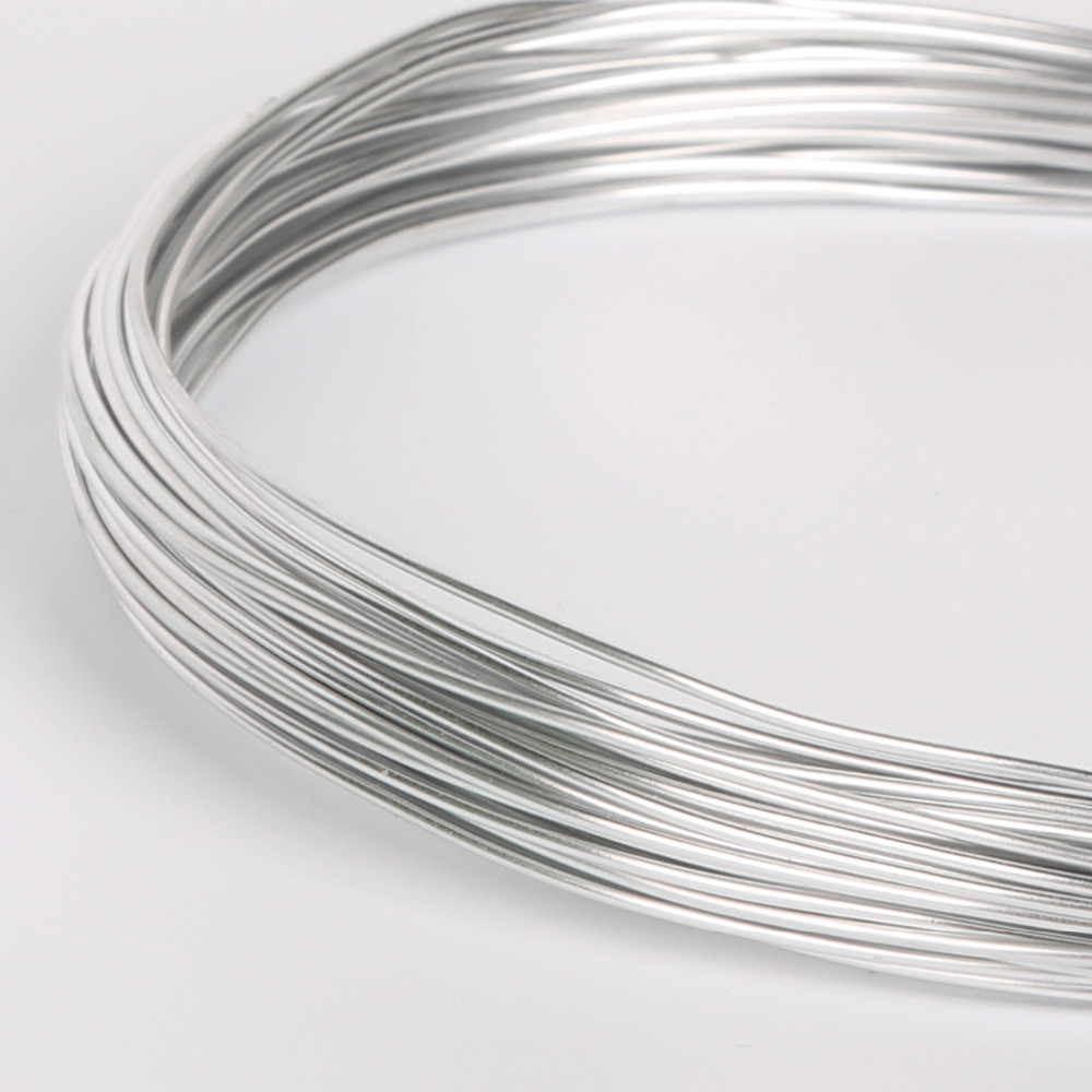 Online Shop Soft Round Aluminum Metal Wire Anodized Versatile ...