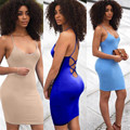 3 colors 2017 summer style sexy back tie-up night club mini dress women bodycon club bandage dresses fashion vestidos XD602