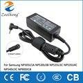 19 V 2.1A 40 W laptop AC power adapter carregador para Samsung NP305U1A NP530U3B NP535U3C NP535U4C NP540U3C NP900X1B 3.0mm * 1.0mm