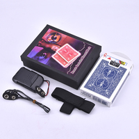 Invisible Hand Deck Magic Trick Card Magic Props Comedy Gimmick Mentalism Accessories