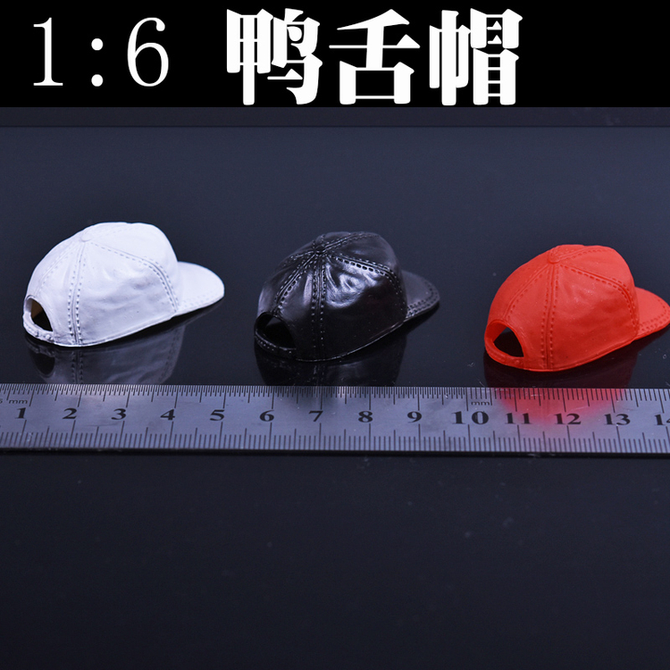 "1//6 Scale Fashion Cap Hat Model For 12/"" Hot Toys Phicen Kumik Female Figure Doll"