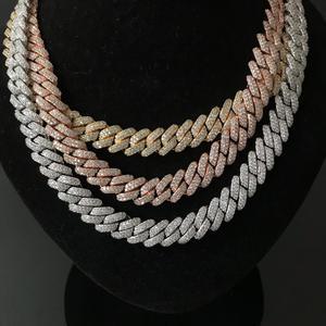 Image 1 - New arrival prong sharp cuban chain Miami chain