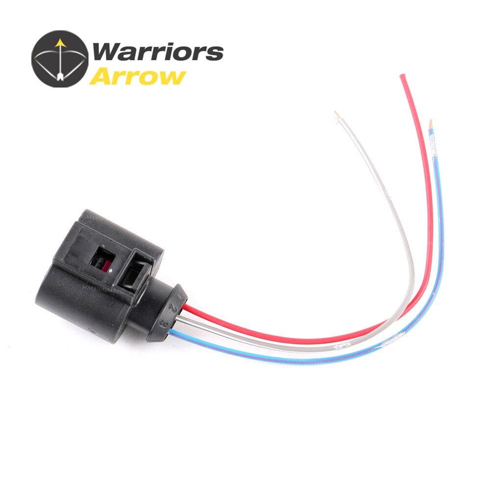 Shhworldsea 5sets 1j0973703 Camshaft Cam Sensor Pigtail Plug Wiring Plugs Nz 3d0973703 For Vw Passat Golf Jetta Audi A3 A4 A5 A6 Q5 Q7
