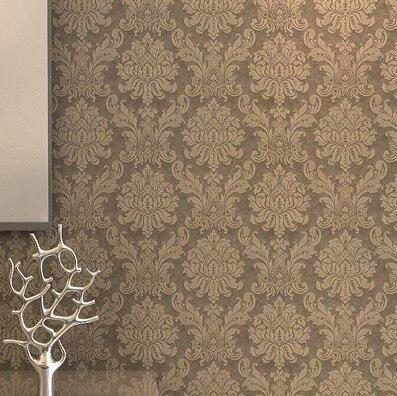 aliexpress com buy damask wallpaper roll white classic