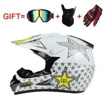 Мотоциклы Аксессуары и Запчасти Защитные Gears беговые шлем гоночный велосипед мотокросс спуске шлем велосипеда 125