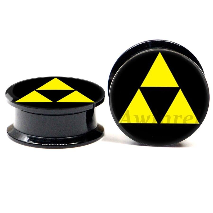 1 Pair Yellow Zelda...