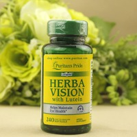 Herba Vision With Lutein 240 Pcs Free Shipping