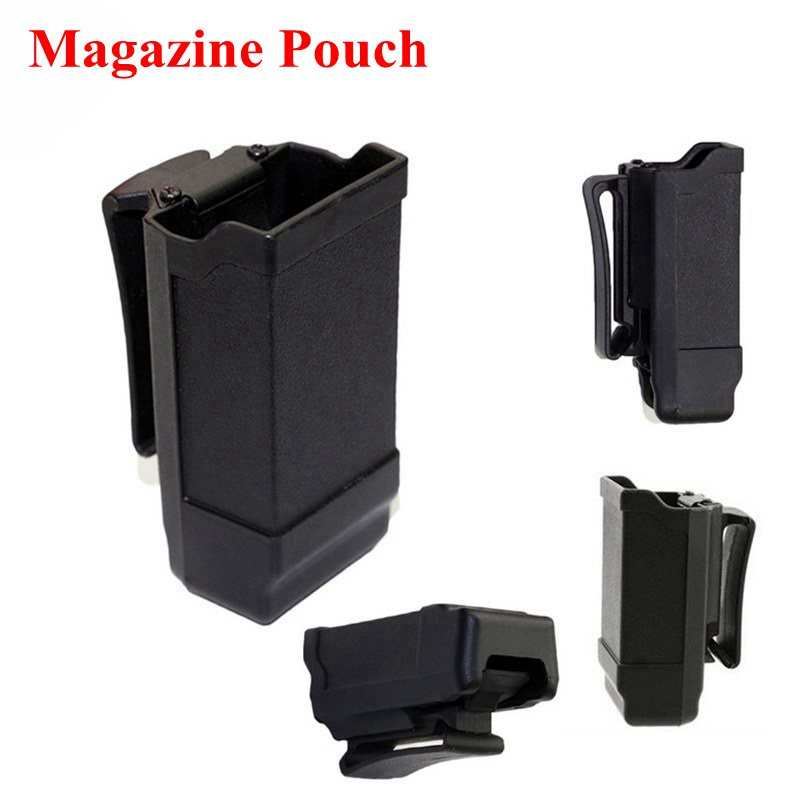 Tactical Gear Cartridge Pouch For Gl <font><b>9mm</b></font> 40 Cal Mags <font><b>Gun</b></font> Accessories <font><b>Glock</b></font> USP Cartridge Magazine Pouch image