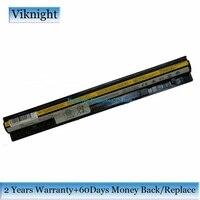 Genuine L12L4A02 Battery For Lenovo G510S G500 G400 L12L4E01 L12M4A02 L12M4E01 4INR19/66 Laptop Battery 14.8V 2800mAh 41Wh