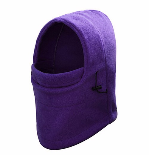 New Arrival Face Mask Thermal Fleece Balaclava Hood Swat Bike Wind Winter wind-proof and sand-proof Stopper Beanies CC0013 7