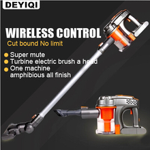 New Ultra Quiet Household Wireless Handheld Bagless Aspirateur Rod Powerful Suction Vacuum Cleaner