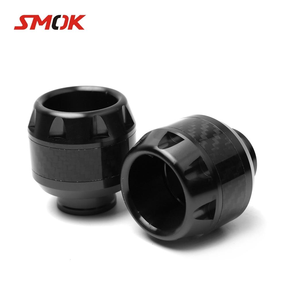 SMOK Universel fourche de moto Roue Crash Curseur Protection Contre Les Chutes Pour Honda X-ADV Tmax T max 530 Xmax 300 125 250
