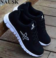 NAUSK 2018 nuevos zapatos casuales ligeros de malla transpirable para Hombre Zapatos casuales para adultos tenis masculino adulto zapatillas