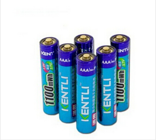 1.5v AAA lifepo4 li-ion 14505 li-pol batteries  high-performance camera battery kentli6pcs 1180mWh rechargeable lithium battery утюг unit usi 281 синий