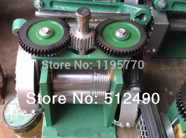 Goldsmith tool Rolling Mill , jewelry wire rolling machines
