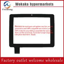 """Panel táctil de 7 """"Etuline T711 D7W iCOO Tablet HS1186 SC3068 pantalla táctil digitalizador Del Sensor de cristal de reemplazo Envío Gratis"""