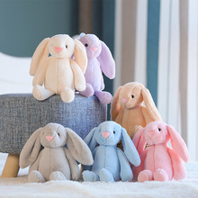 hot deal buy zxz doll stuffed & plush animals soft baby kids toys for children girls boys birthday gift kawaii cartoon angela rabbit dolls