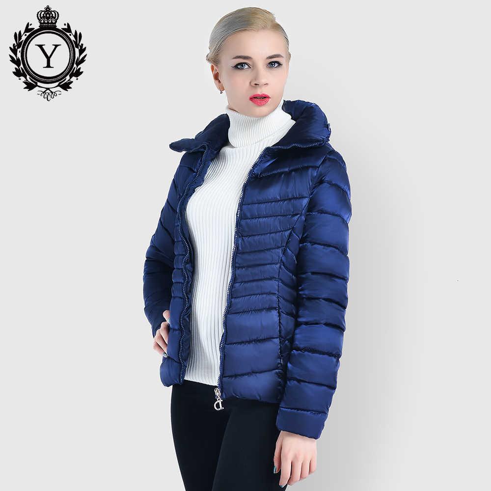 88b3280bbc9 ... COUTUDI оптовая продажа женская куртка зимняя одежда темно синие  короткие женские теплые пальто для будущих мам ...