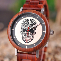 BOBO BIRD V Q12 Unique Detail Wood Watches Men Quartz Clock Quality Chinese Products Drop ship relogio masculino