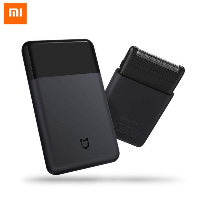 Xiaomi Mi дома Портативный электробритва USB перезаряжаемые Борода бритья бритвы для мужчин 30 дней Применение один раз зарядки д