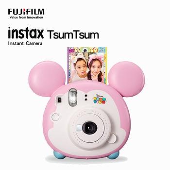 Новые оригинальные Fuji Fujifilm Instax Мини ЦУМ мгновенная камера печати фото плёнки снимок стрельба камера