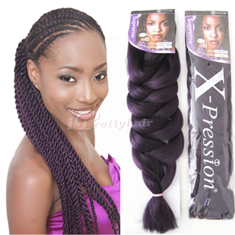 Free shipping x pression ultra braid synthetic hair extension bulk free shipping x pression ultra braid synthetic hair extension bulk for braiding 165g 82inch color11b2427303399j1b30 on aliexpress alibaba pmusecretfo Image collections