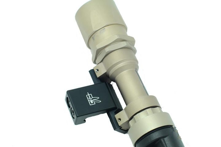 Lanterna montar MIL620 OFF SET LUZ para