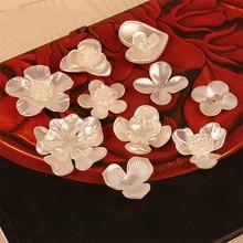 [Сделай сам] Рыба Юэ Хан ювелирные аксессуары ABS имитация оболочки цветок кольцо на голову обруч волос ручной материал
