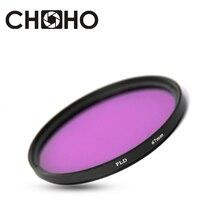 Фильтр FLD фиолетовые Filtors цветовая температура 37 мм 40,5 мм 49 мм 52 мм 55 мм 58 мм 62 мм 67 мм 72 мм 77 мм фотография для камеры Canon Nikon sony