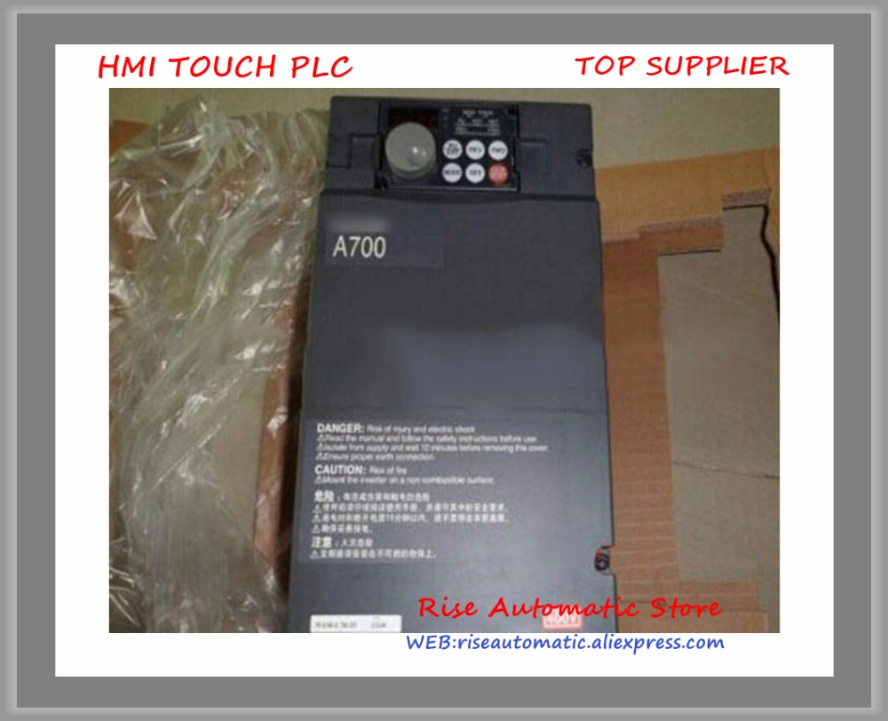 Inverter 3 faz 380 V 400 W 0.4KW 1.5A yeni FR-A740-0.4K-CHTInverter 3 faz 380 V 400 W 0.4KW 1.5A yeni FR-A740-0.4K-CHT