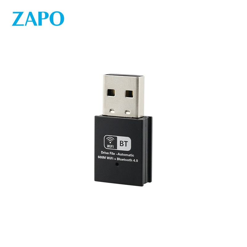 Warmstor AC600 Mbps Wireless Network Adapter 802.11ac Dual Band 2.4G//5G Mini USB WiFi Dongle for PC Desktop Laptop Support Win 2000//XP//Vista//7//8//10 Mac OS X 10.5/&Above