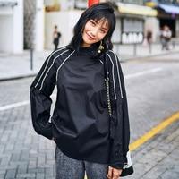 2017 autumn new design women  fashion shirts ,Koren style women autumn casual shirts 0207