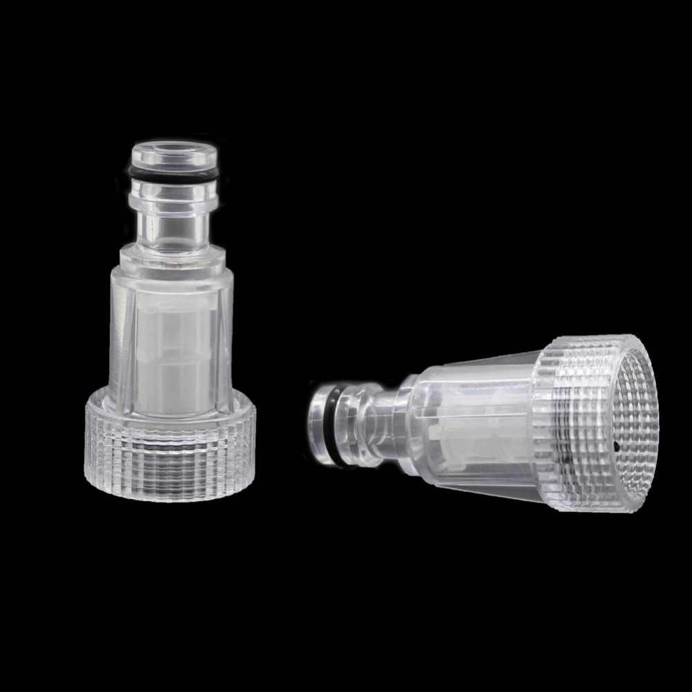 "1 Pc 3/4"" Garden Water Fast Connectors Car Washing Machine Universal Nipple Filter Pump Cleaning Machine Accessories"