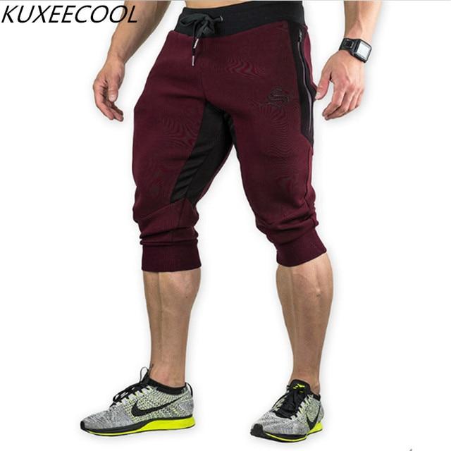 3/4 shorts for mens