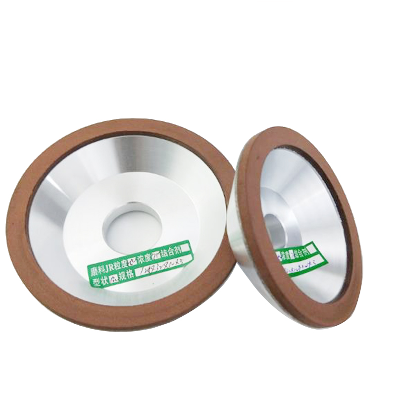 1Pc Diamond Grinding Wheel Cup Grinding Circle Grit 150 120 240 320 For Tungsten Steel Milling Cutter Tool Sharpener Grinder