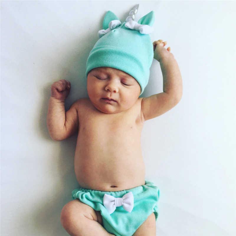 Детская шапка унисекс в виде единорога для мальчиков и девочек, милые теплые хлопковые вязаные шапки на осень и зиму, новинка 2017 года, Bebes, горячая Распродажа, вязаная шапочка